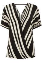 Oasis Striped Monochrome Shirt