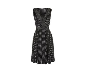Oasis Ruffle Wrap Dress Ll