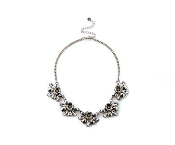 Oasis Flower Sparkle Necklace