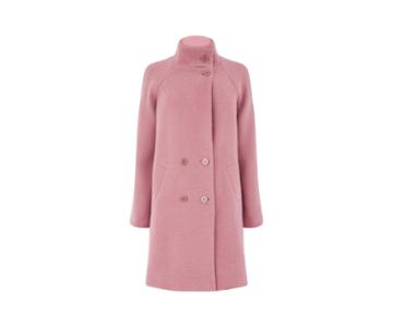 Oasis Florence Double Breasted Coat
