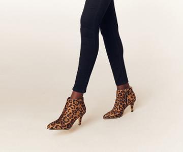 Oasis Ellen Ankle Boots