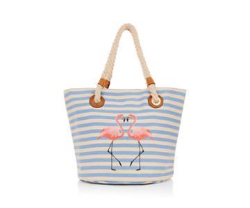 Oasis Flamingo Shopper