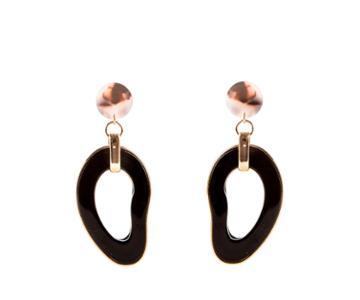 Oasis Resin Earrings