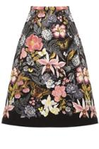 Oasis Botanical Placement Midi Skirt