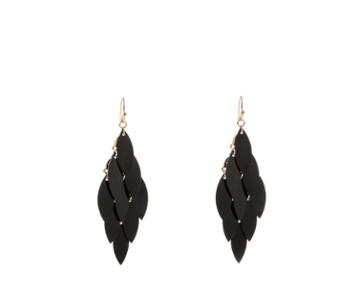 Oasis Petal Drop Earring