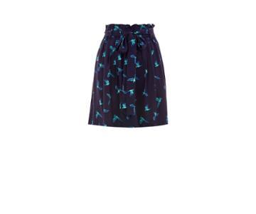 Oasis Zsl Parrot Skirt