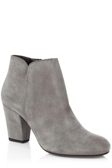 Oasis Sophie Suede Ankle Boot