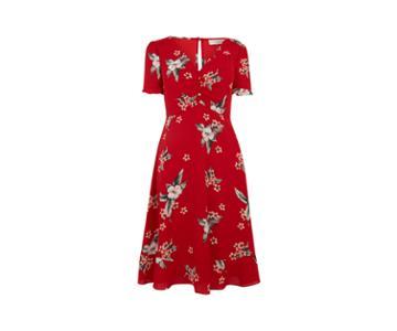 Oasis Long Havana Tea Dress