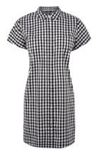 Oasis Gingham Shirt Dress