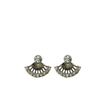 Oasis Fan Drop Earrings
