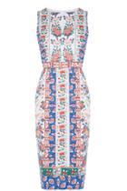 Oasis V & A Camilla Pencil Dress