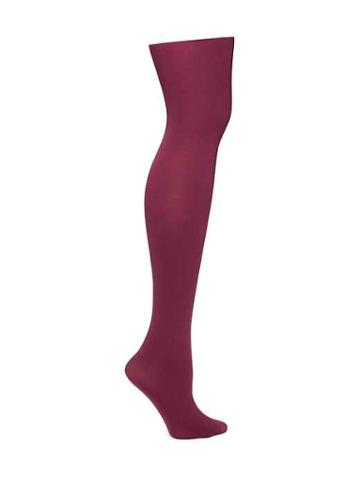 Old Navy Control Top Tights For Women - Maroon Jive