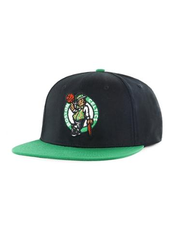 Old Navy Mens Nba Team-graphic Flat-brim Cap For Adults Boston Celtics Size One Size