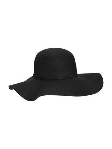 Old Navy Floppy Felt Hat For Women - Blackjack