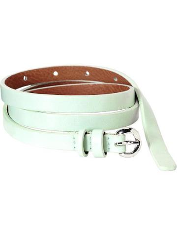 Old Navy Womens Skinny Faux Leather Belts Size L/xl - Reach For The Sky