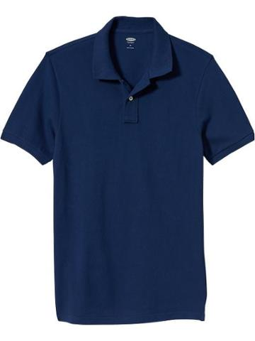 Pique Polo For Men