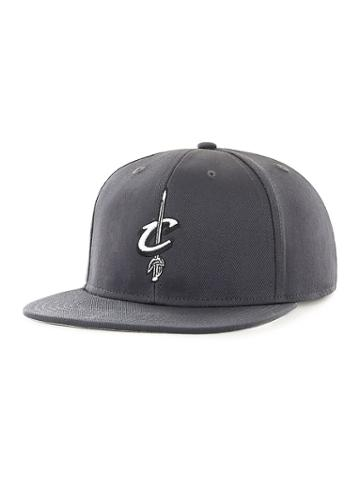 Old Navy Mens Nba Team-graphic Flat-brim Cap For Adults Cleveland Cavaliers Size One Size