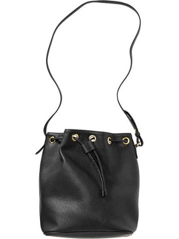 Old Navy Old Navy Womens Bucket Bags - Black Jack