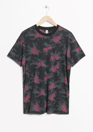 Other Stories Rosebud Cotton Tee