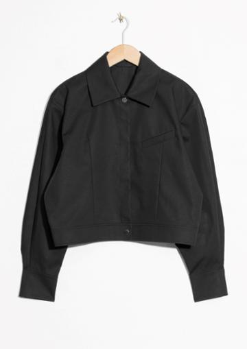 Other Stories Cropped Jacket