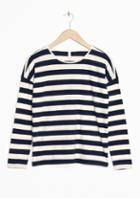Other Stories Stripe Top