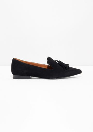 Other Stories Tassel Loafers