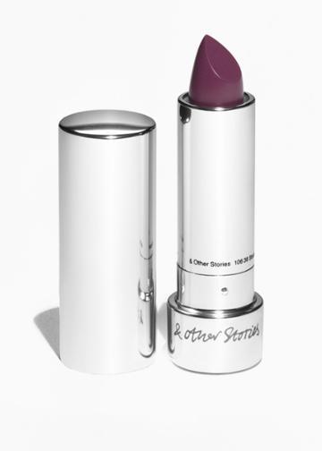 Other Stories Lipstick - Purple