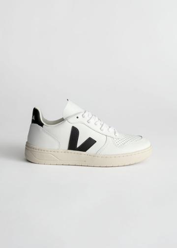 Other Stories Veja V-10 Sneakers - White