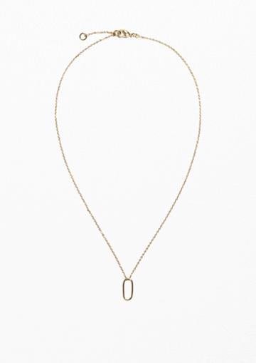 Other Stories Chain Necklace