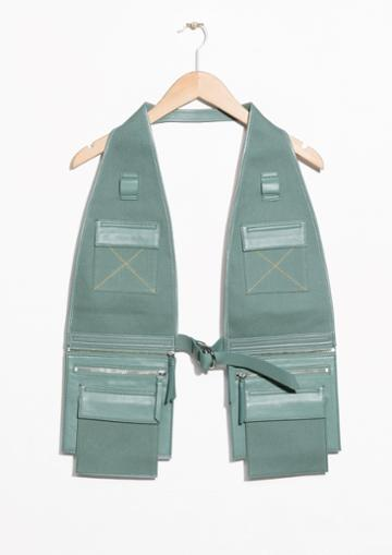 Other Stories Utility Body Vest
