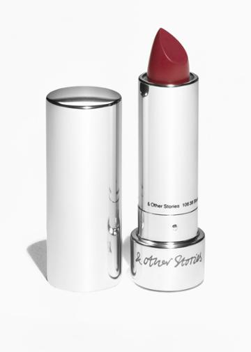 Other Stories Lipstick - Red