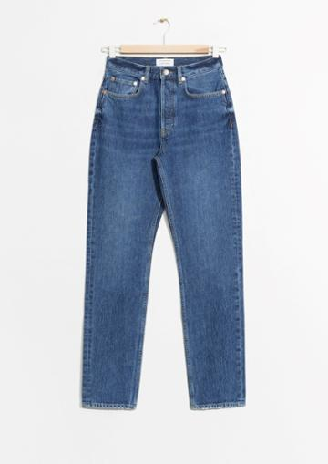 Other Stories High Tapered Jeans