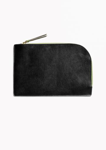 Other Stories Leather Pouch