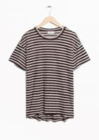 Other Stories Striped Shirt
