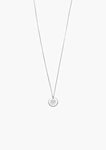 Other Stories Star Charm Necklace