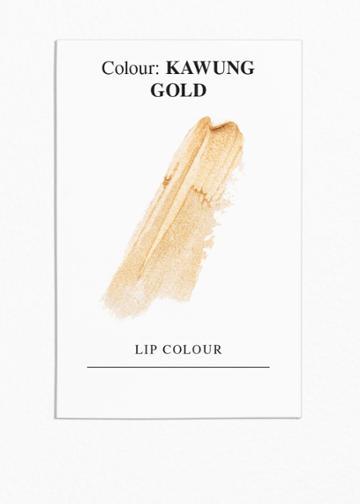 Other Stories Lipstick - Gold