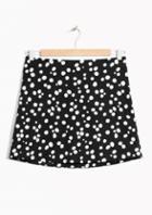 Other Stories Polka Dot Skirt