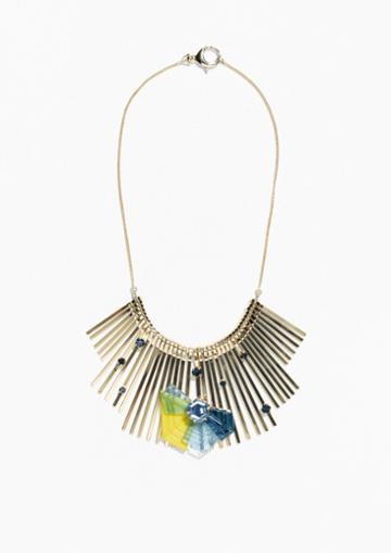 Other Stories Cleopatra Necklace