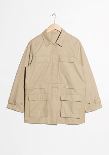Other Stories Army Jacket