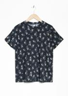 Other Stories Floral Cotton Top