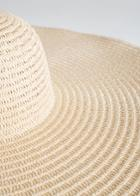 Other Stories Large Straw Hat - Beige