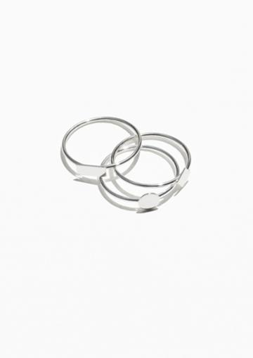 Other Stories Trio Rings