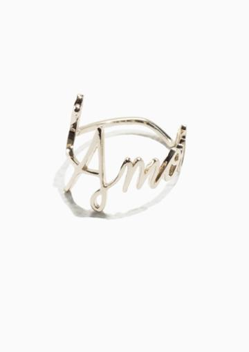 Other Stories Amour Ring