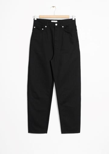 Other Stories Cropped Jeans