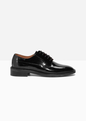 Other Stories Leather Brogues
