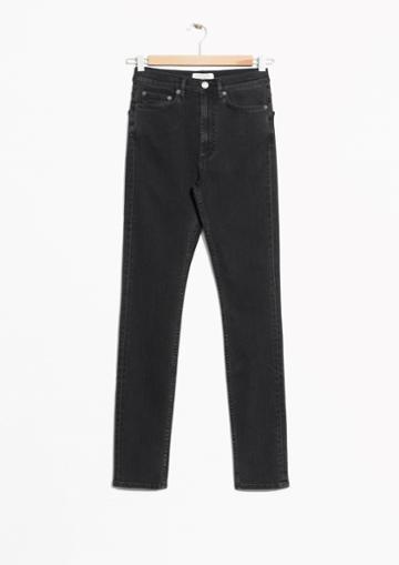 Other Stories Super Slim Shape Jeans