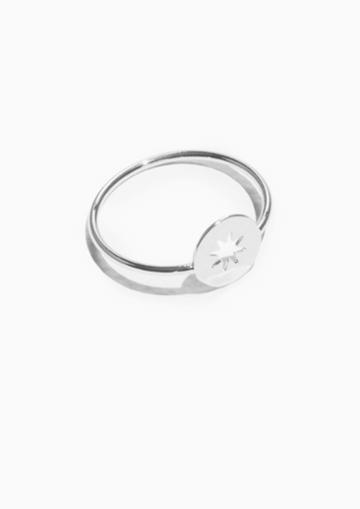 Other Stories Star Charm Ring