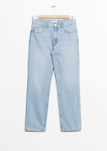 Other Stories Low Loose Fit Jeans