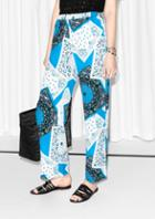 Other Stories Palazzo Trousers
