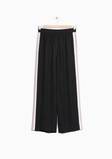 Other Stories Side Panel Trousers
